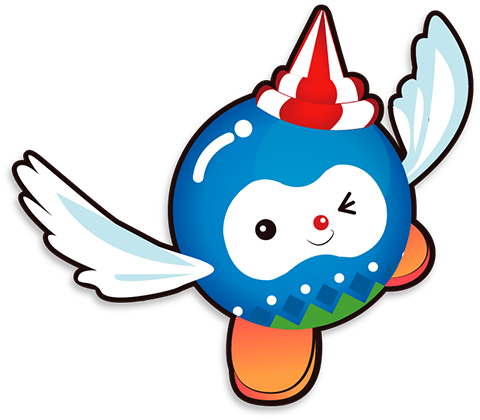 芦屋競艇場のマスコットキャラクターは「あし夢」