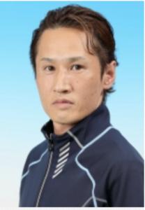 「白井英治」選手(A1級)