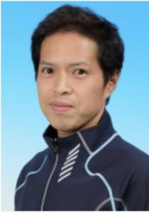 「中島孝平」選手(A1級)